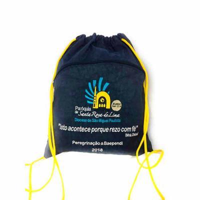 Dandais Bolsas Promocionais - Mochila tipo saco