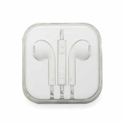 EZZI BRINDES - Fone de Ouvido Estéreo com Microfone Personalizado