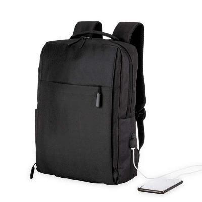 EZZI BRINDES - Mochila de Nylon 31L USB Personalizada