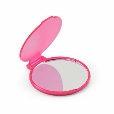 Ezzi Personalizados - Espelho de maquiagem. ø60 x 5 mm - Cores variadas