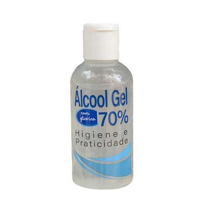 Hakuna Matata Brindes - Álcool em Gel 50g Personalizado