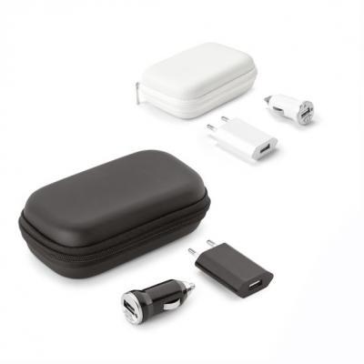Hakuna Matata Brindes - Kit de Carregador USB