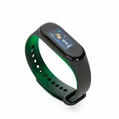 WXZ BRINDES FABRICAÇÃO  PRÓPRIA - Pulseira Smartwatch M3