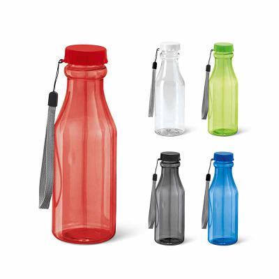 WXZ BRINDES - Squeeze. AS. Capacidade até 510 ml. Food grade. Caixa branca 94656 vendida opcionalmente. ø68 x 203 mm Gravação: Silk