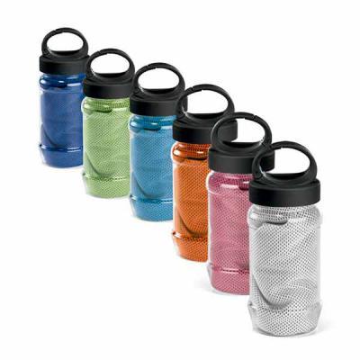 WXZ BRINDES - Toalha para esporte mais garrafa personalizada