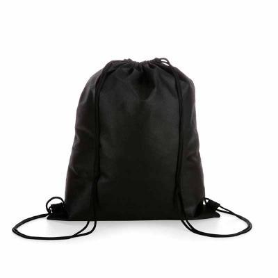 P&J Brindes - Mochila saco em TNT com alças ajustáveis