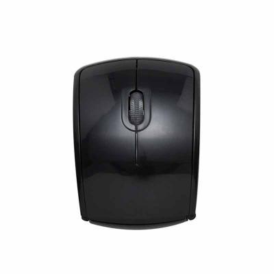 P&J Brindes - Mouse óptico de tecnologia wireless e retrátil. Mouse anatômico de material plástico resistente, possui rolamento plástico translúcido, laterais textu...