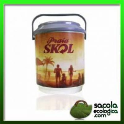 Sacola Ecológica.COM - Cooler 16 Latas para Brindes