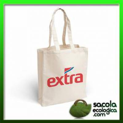Sacola Ecológica.COM - Sacola Ecológica para Mercado