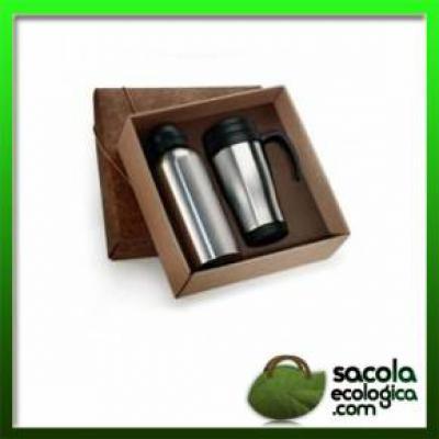 Sacola Ecológica.COM - Squeeze e Copo Personalizado