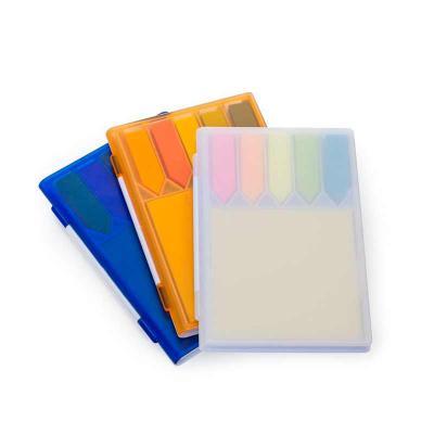 Teck Prints - Bloco De Anotações Plástico com sticky notes