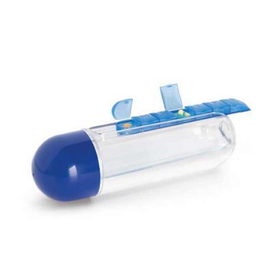 Italy Brindes - Squeeze porta comprimido