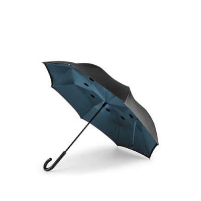 Italy Brindes - Guarda-chuva reversível personalizado