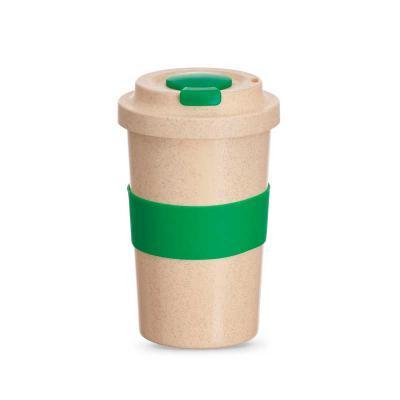 Clek Promocional - Copo Fibra de bambu personalizado