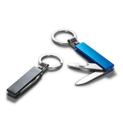 Conecta Brindes - Porta chaves em metal