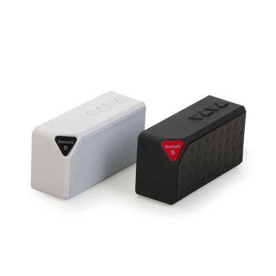 Clark Brindes e Presentes Promocionais - Caixa de Som Multimídia com Bluetooth