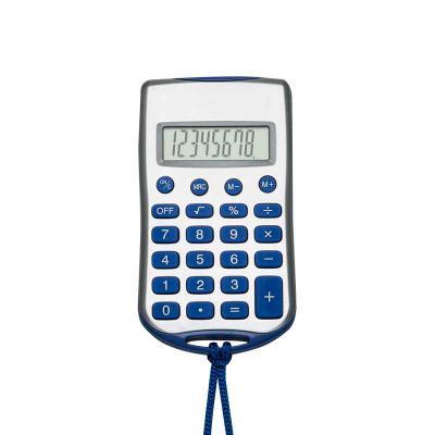 Clark Brindes e Presentes Promocionais - Calculadora com Cordão personalizada