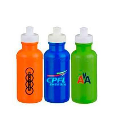 Brinde Forte - Squeeze Plástico personalizado