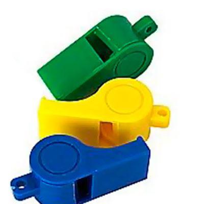 ESP Brindes - Apito colorido personalizado