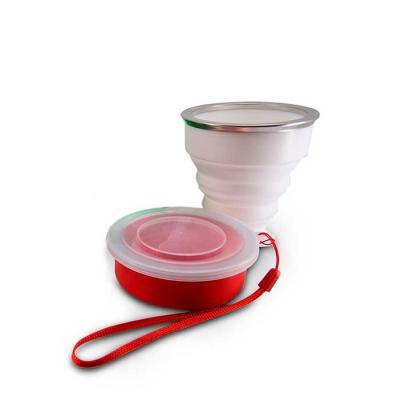 ESP Brindes - Copo de silicone personalizado