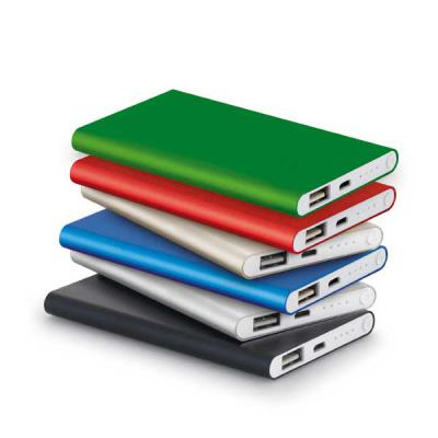 MarkhaBrasil Brindes Personalizados - Bateria portátil slim