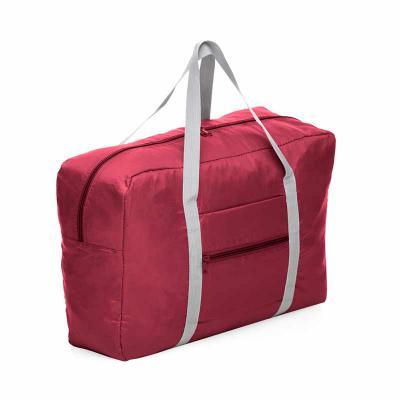 MarkhaBrasil Brindes Personalizados - Bolsa de viagem dobrável 02093