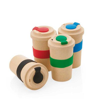 MarkhaBrasil Brindes Personalizados - Copo fibra de bambu