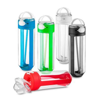 MarkhaBrasil Brindes Personalizados - Garrafa plástica 770ml com bico e trava de segurança