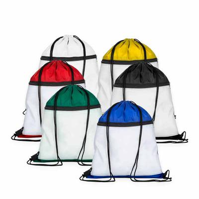 MarkhaBrasil Brindes Personalizados - Mochila saco em nylon