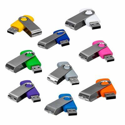 MarkhaBrasil Brindes Personalizados - Pen drive de metal 0016-SM 8GB