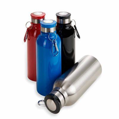 MarkhaBrasil Brindes Personalizados - Squeeze metálico 700ml