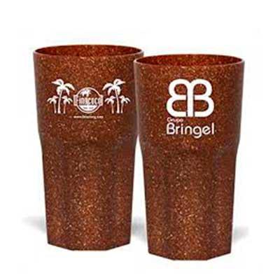 Unictech Brindes Promocionais - Copo ecológico personalizado