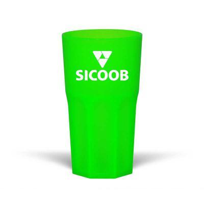 Unictech Brindes Promocionais - Copo neon 380 ml