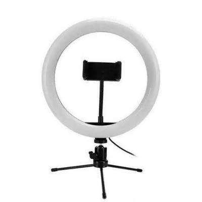 Unictech Brindes Promocionais - Ring Light De 20 centímetros (8 polegadas) a luz de suas fotos nunca mais será a mesma! Foi desenvolvido para melhorar a iluminação do ambiente, torna...