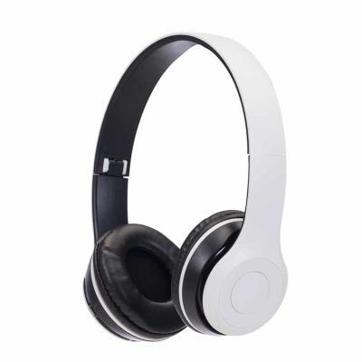 Salluz Brindes - Fone de ouvido bluetooth com pintura fosca e rádio FM