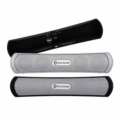 Salluz Brindes - Caixa de som bluetooth/wireless emborrachada