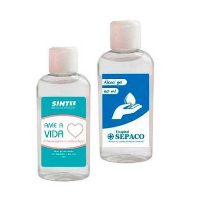 Salluz Brindes - Álcool antisséptico em gel