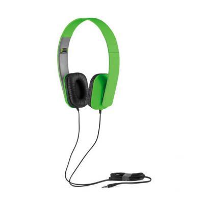 Seven Promotion Brindes Corporativos - Fone de ouvido dobrável ABS Ajustável