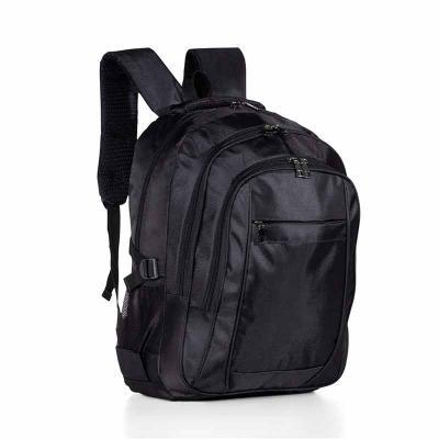 Brindes Total - Mochila de nylon com compartimento para notebook