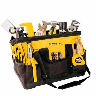 Brindes Total Personalizados - Bolsa para ferramentas, ideal sugestão de brinde para o publico masculino, onde vc pode ter suas ferramentas em um único lugar e leva-las onde precisa...
