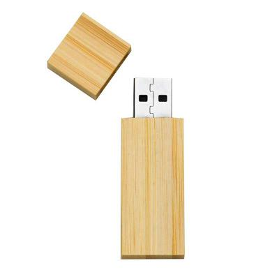 FC Brindes - Pen Drive 4GB Bambu