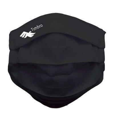 All Creative - Máscara personalizada em poliéster e algodão
