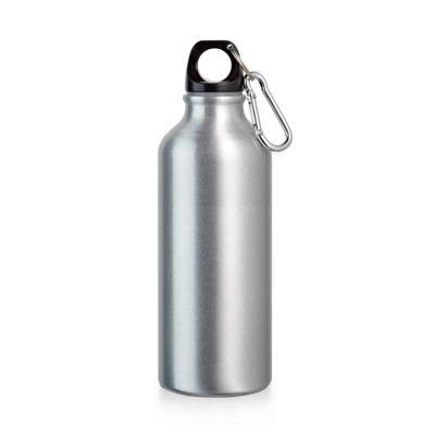 All Creative - Squeeze. Alumínio Com mosquetão. Capacidade: 500 ml. Food grade.  ø66 x 210 mm