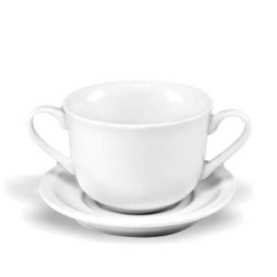 Canecas de Brinde - Xícara em cerâmica branca