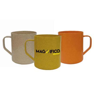 Magnifico Brindes - Caneca Ecológica 400 ml