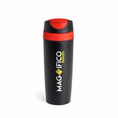 Magnifico Brindes - Copo Para Viagem Plástico 510 ml