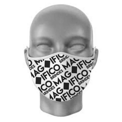 Magnifico Brindes - Máscara de Tecido Lavável
