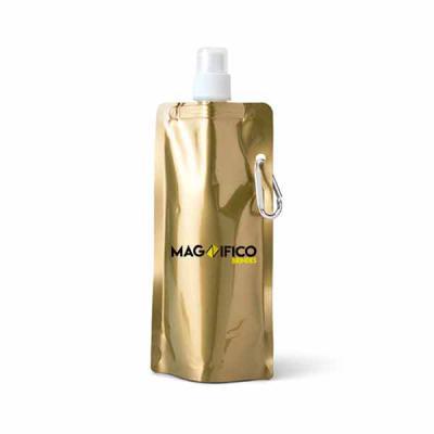 Magnifico Brindes - Squeeze Dobrável 460 ml