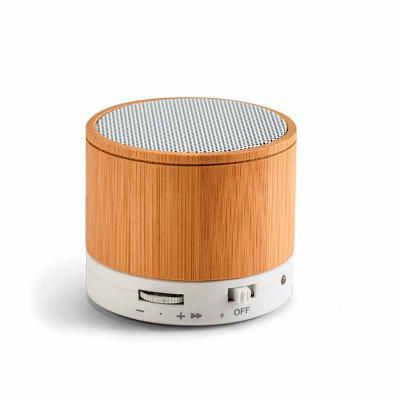 Âncora Brindes - Caixa de som com microfone