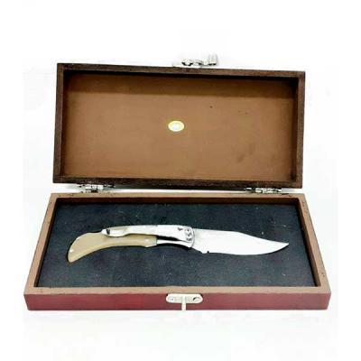 Âncora Brindes - Canivete com trava , uso de bolso.